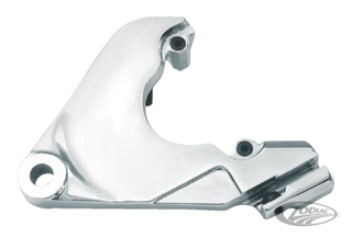 CHROME PLATED REAR CALIPER BRACKETS
