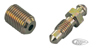 BLEEDER SCREW REPAIR KIT