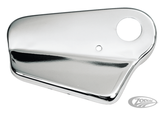 CHROME FOOT SHIFT LEVER COVER