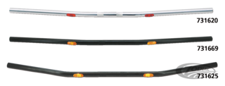 FEHLING DRAG BAR WITH INTEGRATED TURN SIGNALS