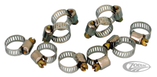 JAGG STAINLESS STEEL HOSE CLAMPS