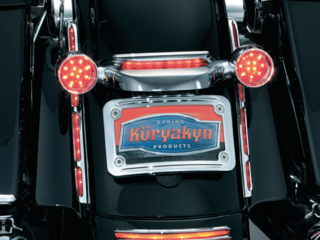 Rear Fender Strip Lights