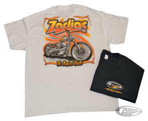 ZODIAC NAKED TRUTH T-SHIRTS