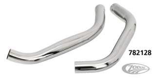 EXHAUST HEADERS FOR IRONHEAD SPORTSTER