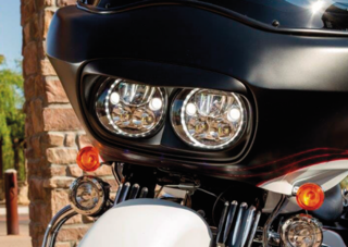 VISION-X ROAD GLIDE LED HEADLIGHT UNITS