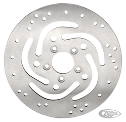 STOCK STYLE STAINLESS STEEL DISC BRAKE ROTORS