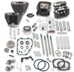 KITS SUPER STOCK 95CI HOT SET UP POUR TWIN CAM