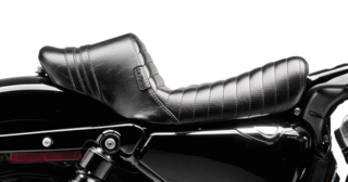 SELLE LE PERA'S STUBS SPOILER POUR SPORTSTER