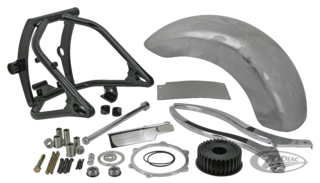 "ZODIAC'S ""RADIUM"" 250 SWING ARM KIT FOR TWIN CAM SOFTAIL"