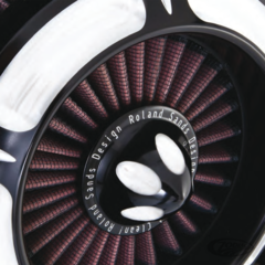"RSD'S ""TURBINE"" AIR CLEANERS"