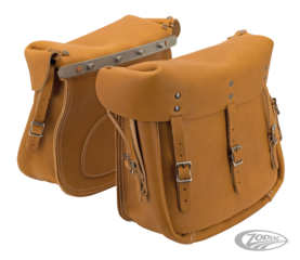 SAMWEL SADDLEBAGS FOR MILITARY 45'S