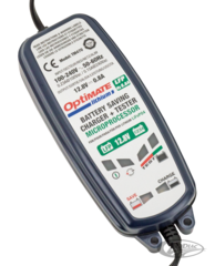 OPTIMATE LITHIUM BATTERY CHARGERS