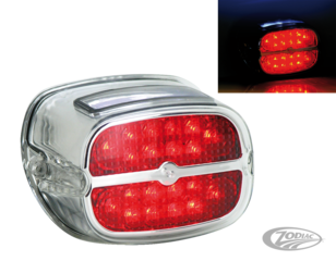 CLEAR SKIN LED TAILLIGHTS