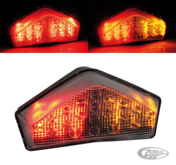 SPRINT LED TAILLIGHT WITH INTEGRATED TURN SIGNALS