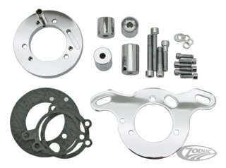 AIR CLEANER ADAPTER KIT FOR S&S CARBURETORS