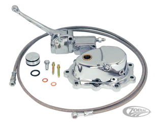 REPLACEMENT PARTS FOR 4-SPEED HYDRAULIC CLUTCH RELEASE ASSEMBLY