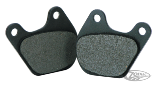 DISC BRAKE PAD SETS, REAR