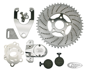 TOLLE SPROCKET DISC BRAKE KIT