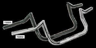 ZODIAC'S X-TREME BAGGER BARS