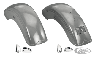 CUSTOM REAR FENDERS FOR SOFTAIL MODELS