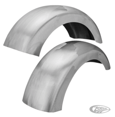 GROUND-POUNDER REAR FENDERS WITH ROUND CUT SIDES