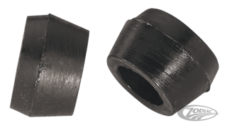 RUBBER SHOCK BUSHINGS