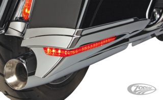 CIRO LIGHTED SADDLEBAG EXTENSIONS