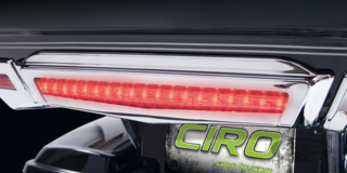 CIRO CENTER BRAKE LIGHT FOR TOUR-PAK