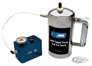 JIMS TAPPET PUMP AND TEST STAND
