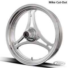 RICK'S ONE PIECE WHEELS FOR BIG TWIN, TWIN CAM & SPORTSTER