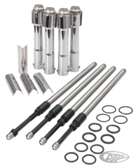 S&S QUICKEE ADJUSTABLE PUSHRODS FOR SPORTSTER