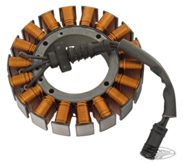 THREE PHASE ALTERNATOR STATOR