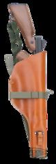 SAMWEL SUBMACHINE GUN BRACKET, AMMUNITION BOX AND SCABBARD