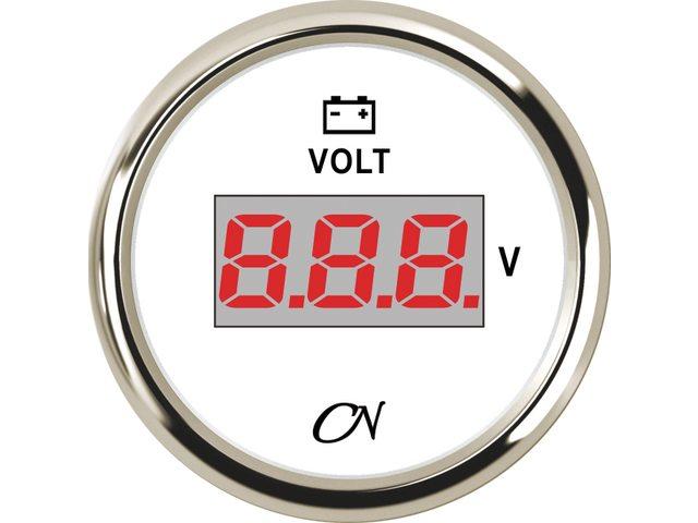 CN digitale voltmeters