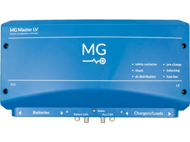 MG Energy Systems Master