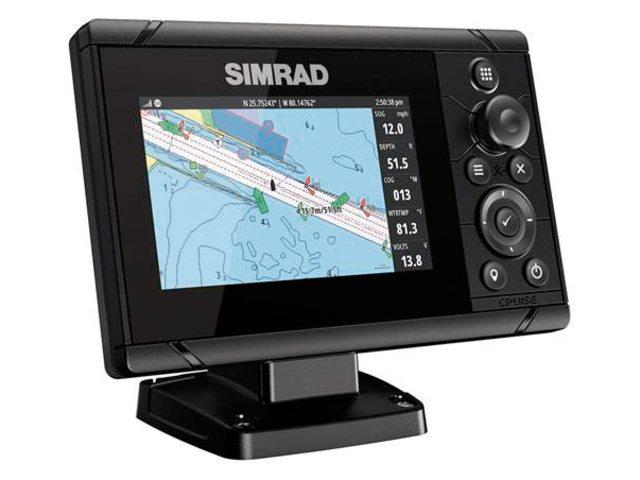 Simrad navigatie systemen