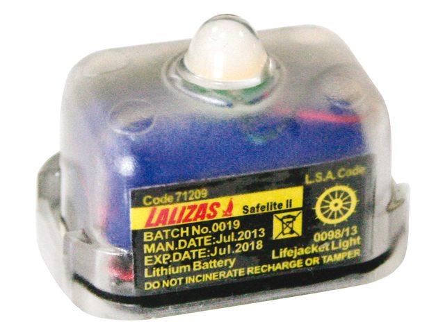 Lalizas reddingsvest LED knipperlicht Safelite II