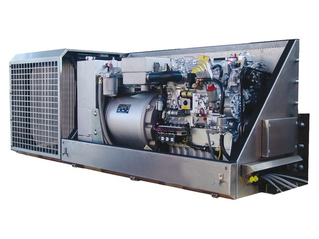 Fischer Panda PVK-UK generatoren