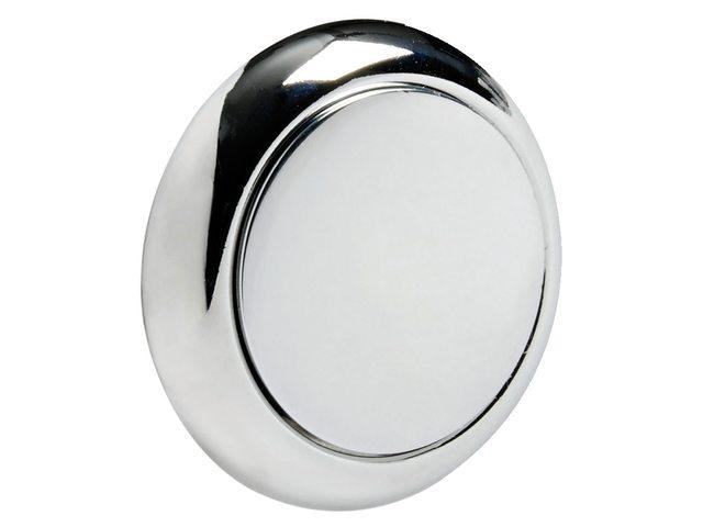 Drukknop met ring verchroomd kunststof voor EU38.182.50