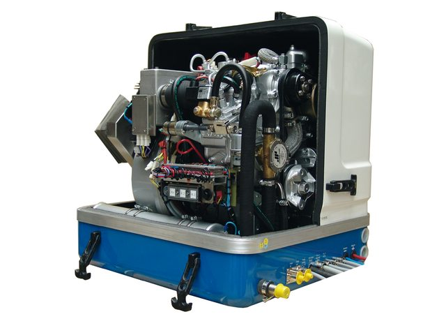 Fischer Panda Marine DC-generatoren (AGT serie)