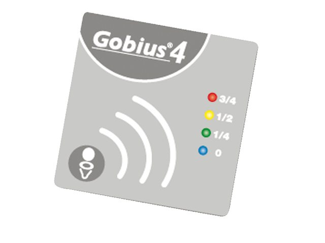 Gobius tankmeetsysteem