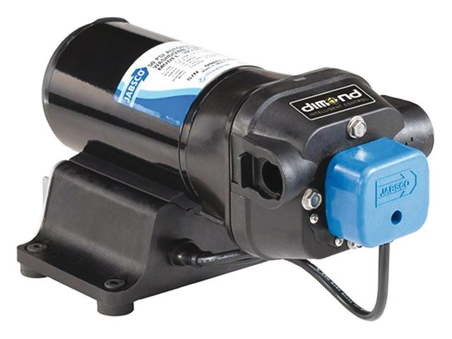 Jabsco drinkwaterpomp variabel VFLO 5.0 GPM