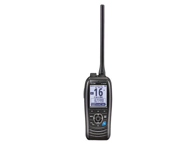 Icom handmarifoon M-91D