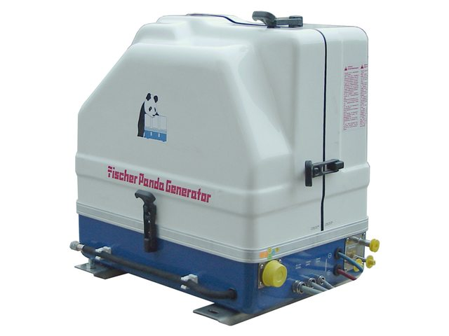 Fischer Panda Marine generatoren