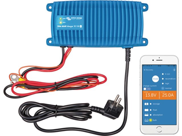 Blue SMART IP67 laders