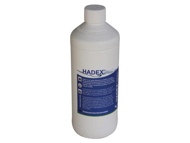 Hadex drinkwaterdesinfectie