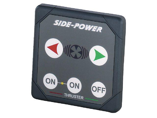 Side Power bedieningspanelen