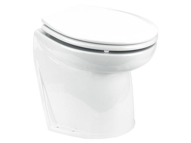 """Jabsco Deluxe Flush toiletten (lage pot / 14"""")"""