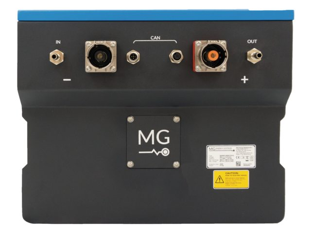 MG Energy Systems RS Lithium-Ion accu
