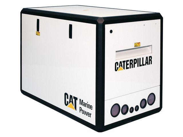 Caterpillar generatoren